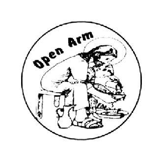 كورال الذراع المفتوحة